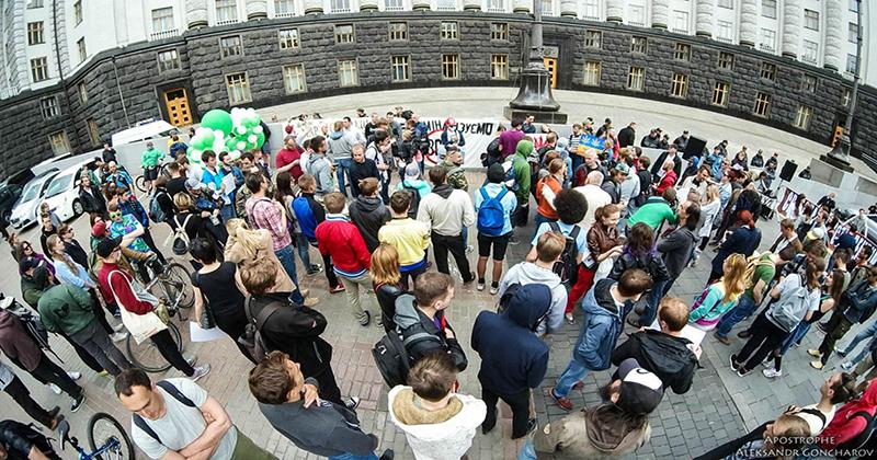 Légalisation du cannabis en Ukraine