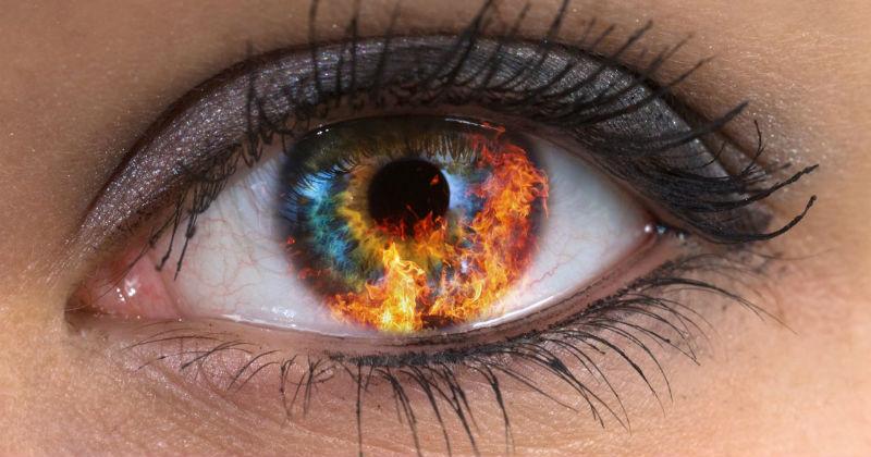 Cannabis et la vision
