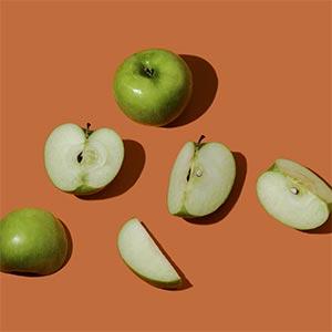 Pomme pour la foncedalle