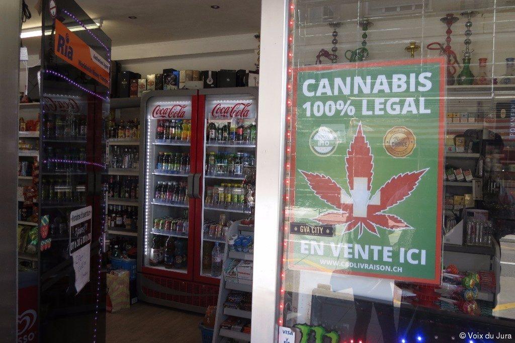 Cannabis en Suisse