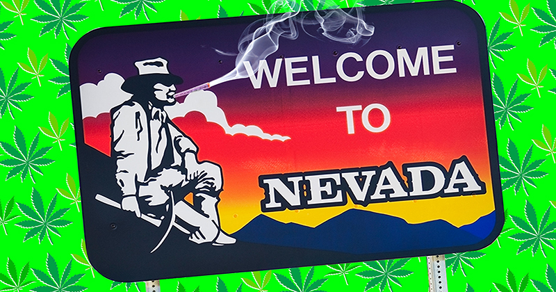 Nevada - La vente de cannabis récréatif bat des records