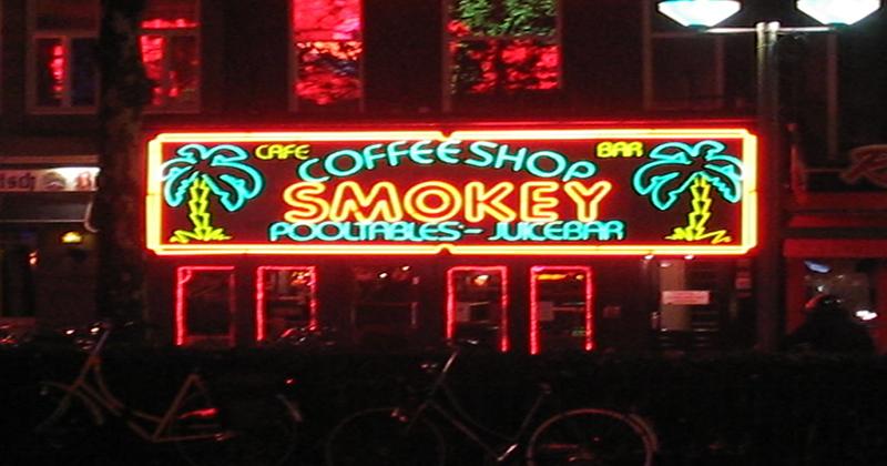 Pays-Bas - le nombre de Coffeeshops continue de diminuer