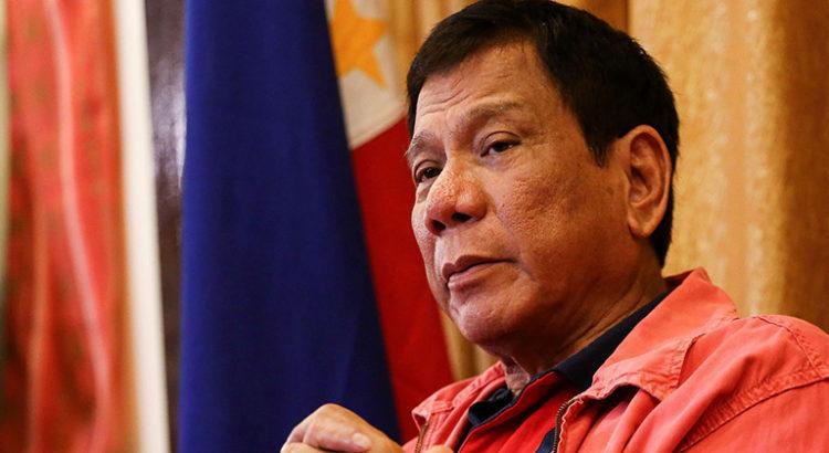 Phillippines : Le président Rodrigo Duterte promet la peine de mort pour possession de drogues