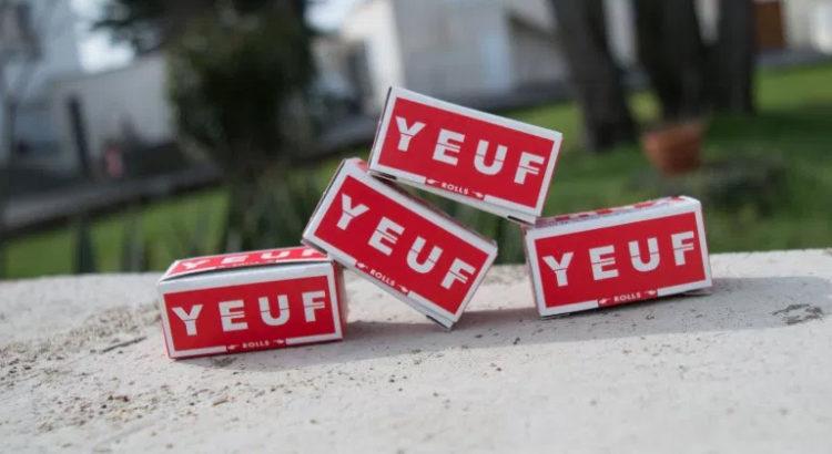 Interview de Yeuf, feuilles à rouler