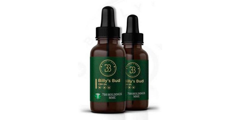 L'huile de cannabis Billy's Bud