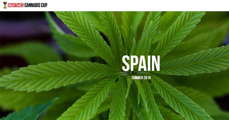Cannabis Cup Espagne 2018