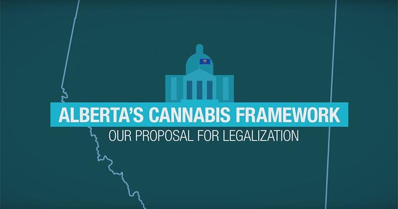 Légalisation du cannabis en Alberta