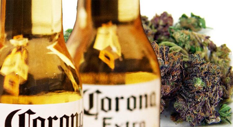 Corona et l'industrie du cannabis