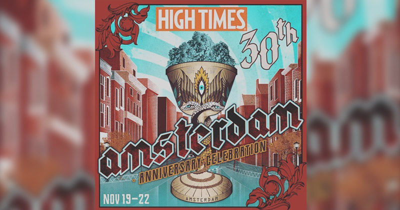 High Times Cannabis Cup Amsterdam 2017
