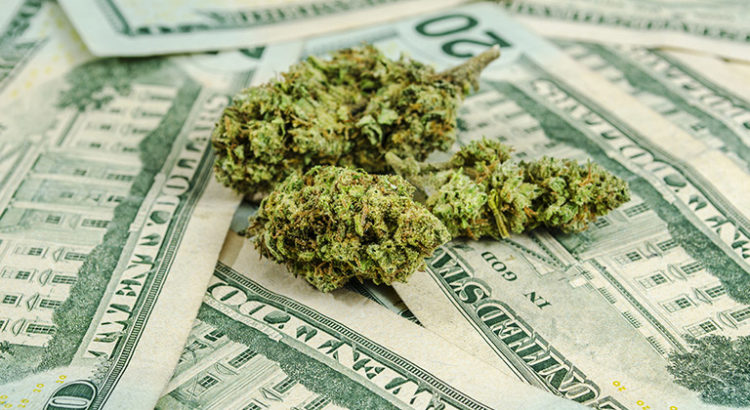 Taxes sur le cannabis en Oregon