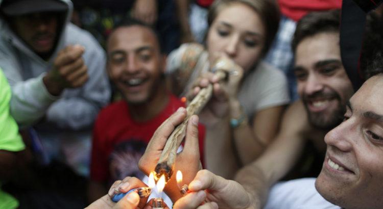 Consommation de cannabis dans les universités