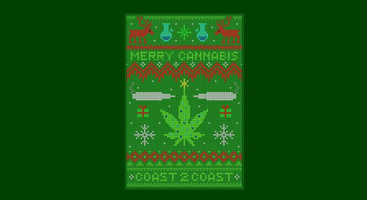 Calendrier de l'Avent du cannabis
