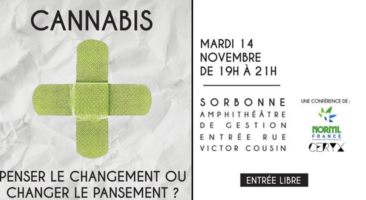 Conférence NORML France