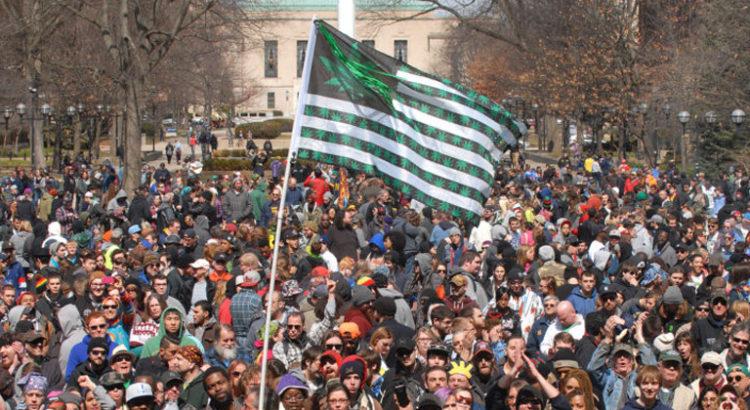 Vote pour la légalisation du cannabis au Michigan