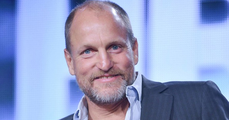 Woody Harrelson et Donald Trump