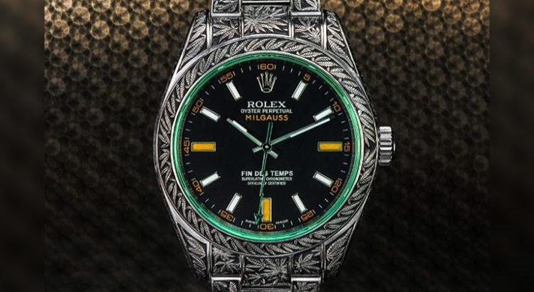 Rolex weed