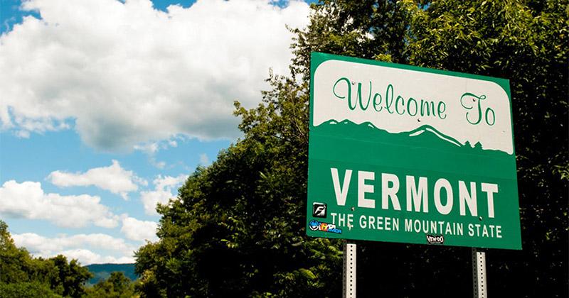 Légalisation du cannabis au Vermont