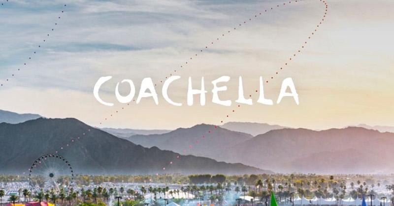 Coachella 2018 et cannabis