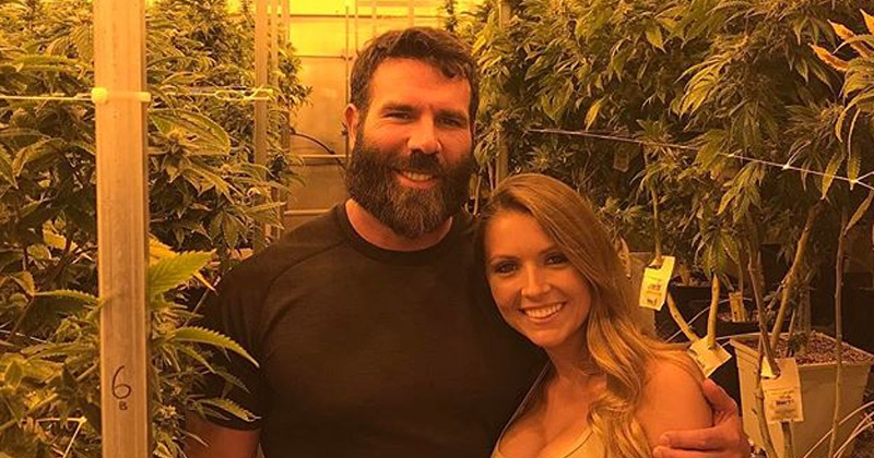 Dan Bilzerian et la weed