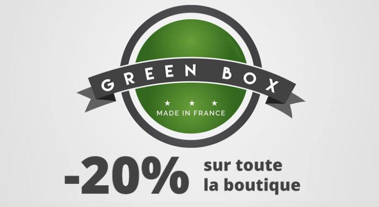 Soldes Green Box