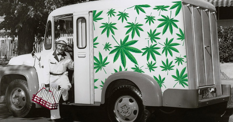 Livraison de cannabis à Rhode Island
