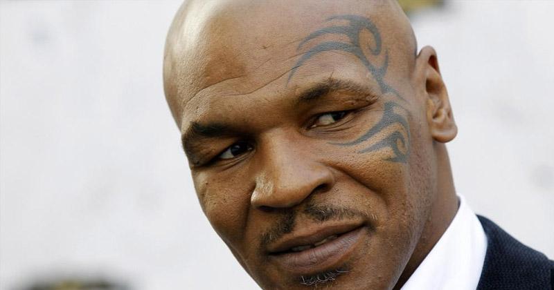 Mike Tyson se lance dans le cannabis
