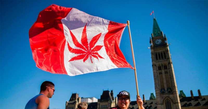 Légalisation du cannabis au Canada repoussée