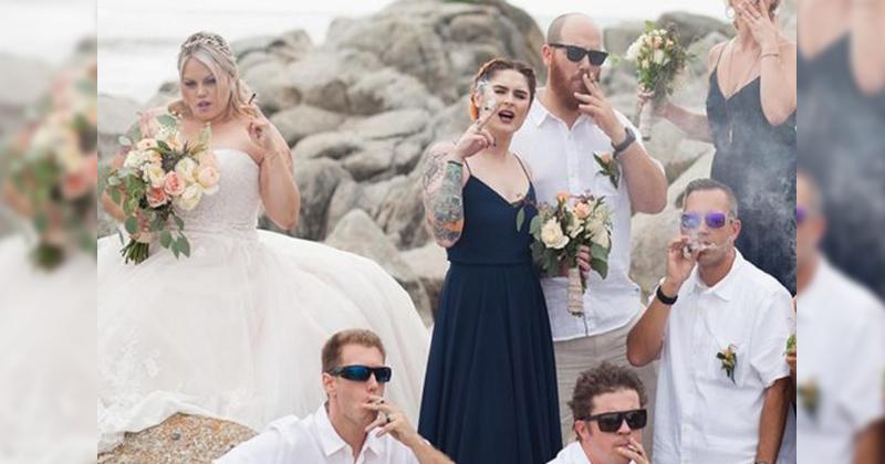 Mariage au cannabis