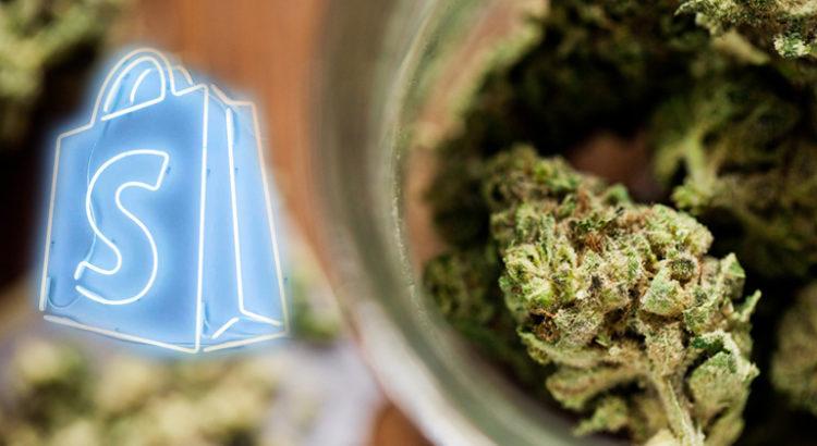 Shopify vendra du cannabis en Ontario