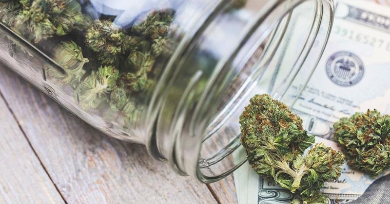 Vente de cannabis aux mineurs