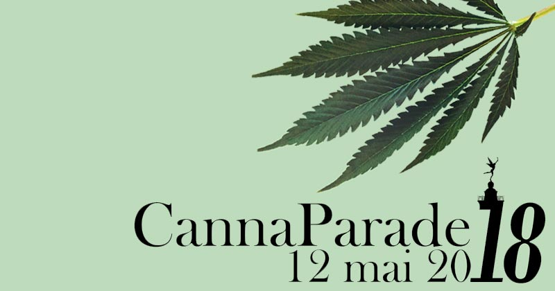 Cannaparade 2018