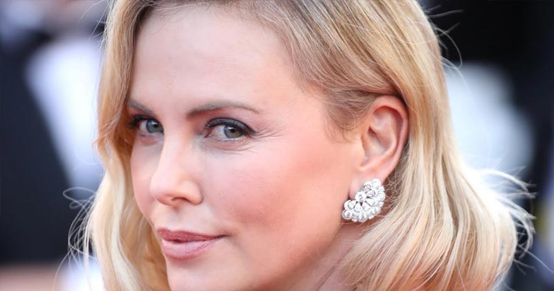 Charlize Theron et le cannabis