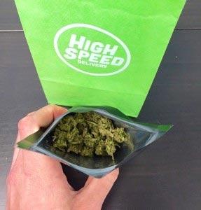 Livraison de cannabis au Massachusetts