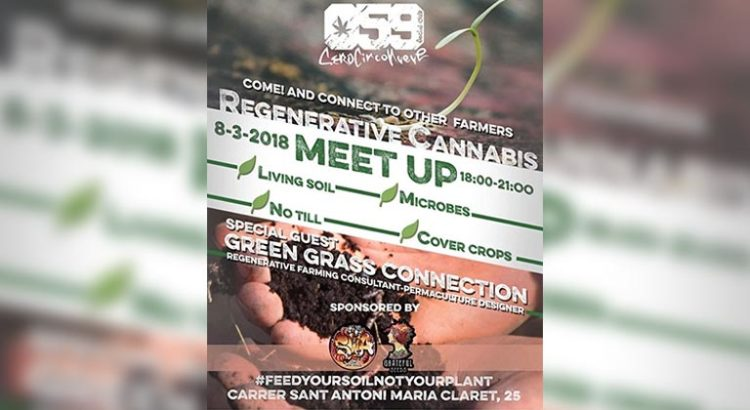 Meetup regenerative cannabis