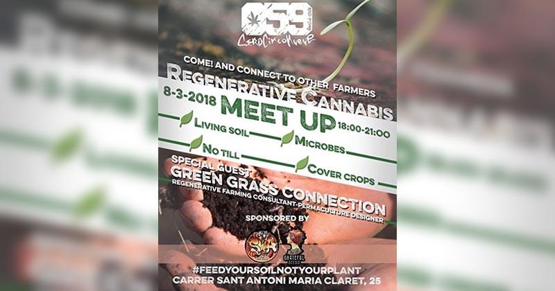 Meetup regenerative cannabis