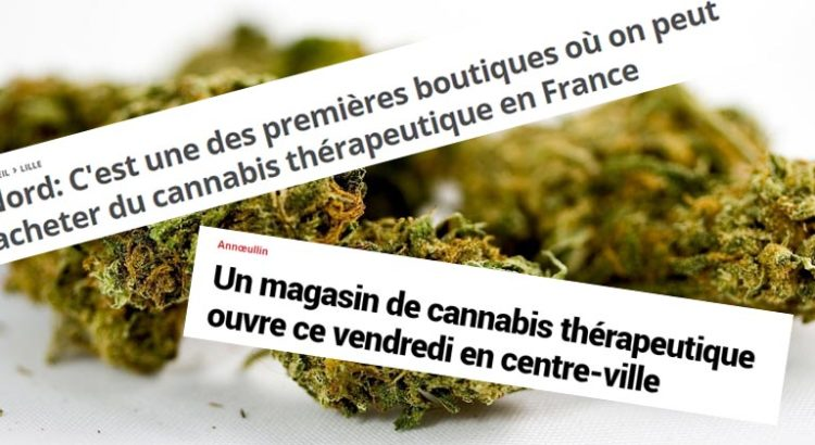 Cannabis thérapeutique CBD en France