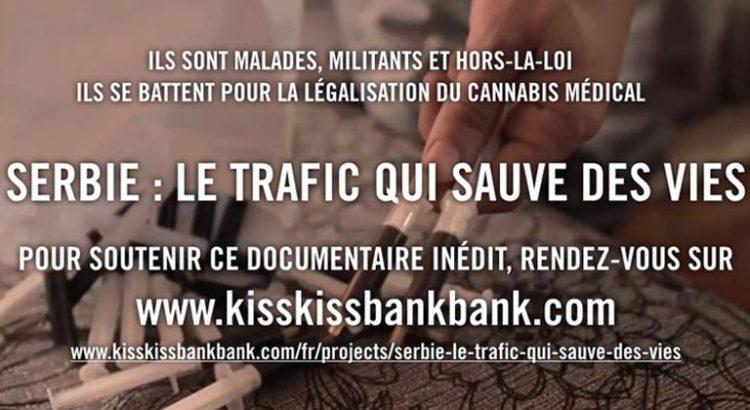 Documentaire sur le cannabis en Serbie