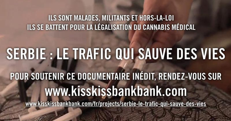 Documentaire sur le cannabis en Serbie