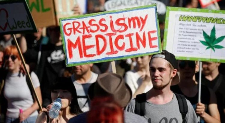 Marche Mondiale du Cannabis 2018