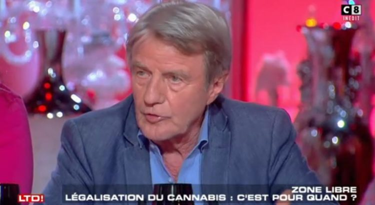 Bernard Kouchner veut légaliser le cannabis