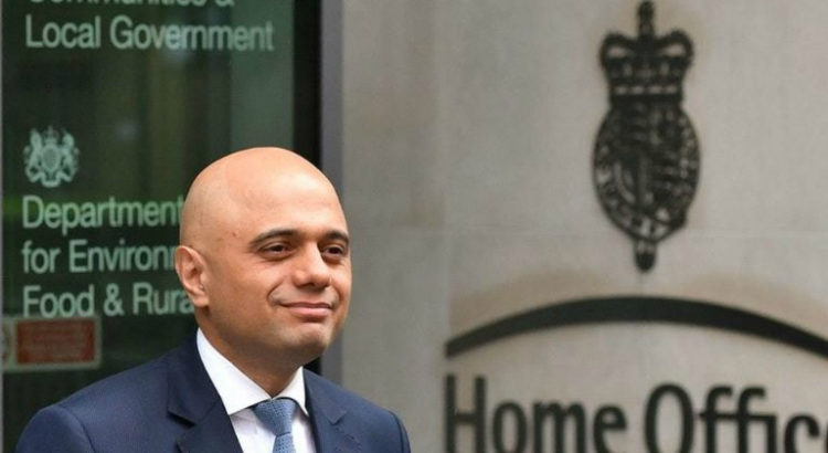 Sajid Javid cannabis médical Home Office ACMD