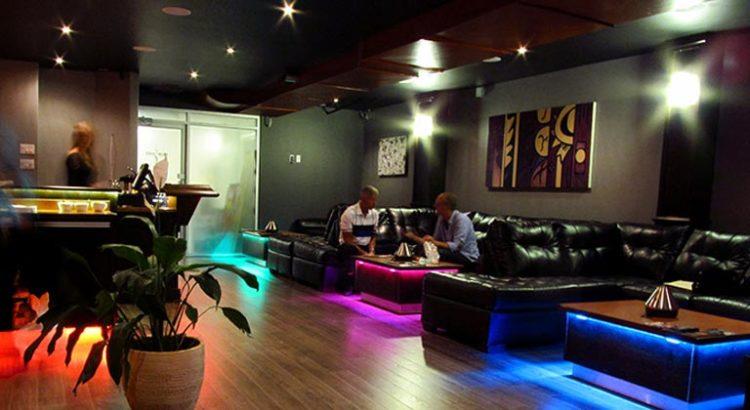 Cannabis lounge au Nevada