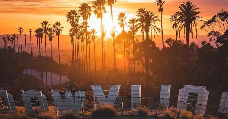 hollywood californie