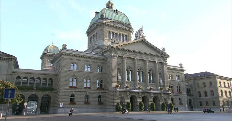 palais fédéral suisse conseil fédéral