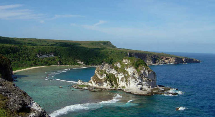 îles mariannes du nord bird island