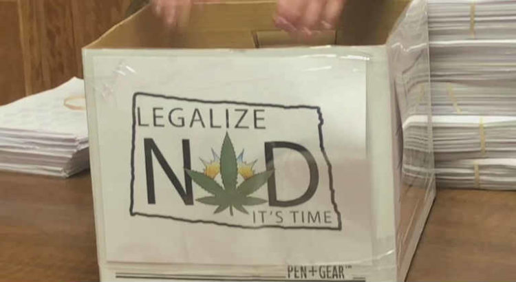 legalize ND