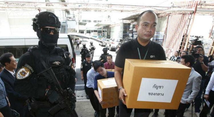 thailande police