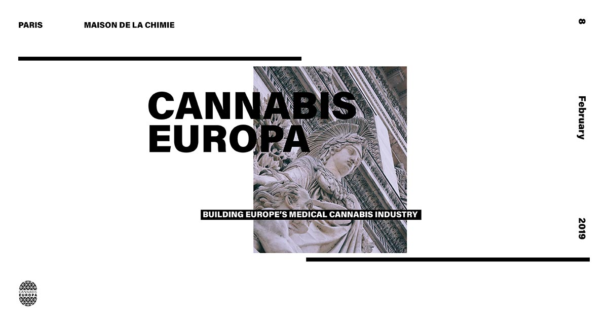Cannabis Europa Paris 2019