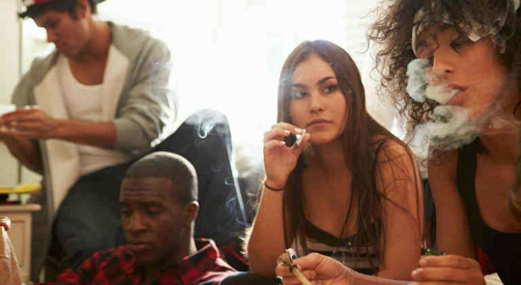 cannabis jeunes
