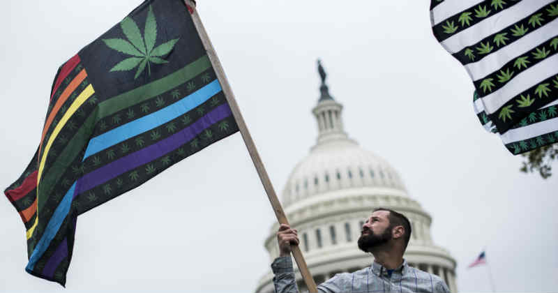 légalisation cannabis usa